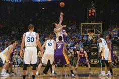 (1-1) Lakers 94-125 Warriors (1-0)