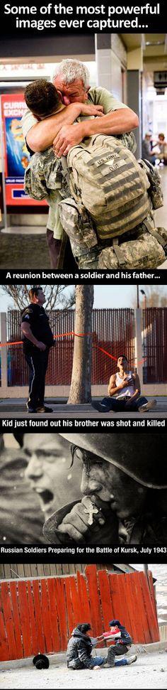 Really powerful images…