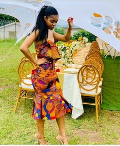 African Style, African Dress, Kitenge, Strapless Dress, Simple, Dresses, Fashion, Roots, Strapless Gown