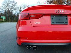 015 Audi S3 #Audi #S3