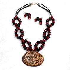 Dokra Jewellery Set - 6