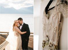 Lake Tahoe Wedding from Lyndsay Undseth Photography