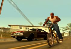 The Xbox, and PC versions of Grand Theft Auto: San Andreas have a secret mini-game that can only be played with the infamous Hot Coffee Mod. Buy Mobile, Mobile Game, Grand Theft Auto, Hot Coffee Mod, Carl Johnson, Free Action Games, Take Two Interactive, Gta 4, Video Game Logic