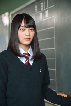欅坂46公式サイト Japanese Beauty, Japanese Girl, Asian Beauty, School Uniform Girls, High School Girls, School Fashion, Girl Fashion, Asian Woman, Asian Girl