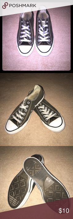 Converse All Stars SZ 7 Converse all stars SZ 7 Price reflects condition still has plenty of life left. Converse Shoes Sneakers