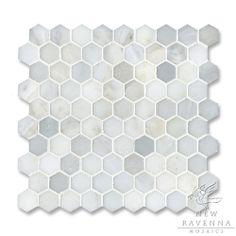 3cm Hex | New Ravenna Mosaics