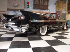 1961 Chrysler Imperial Convertible