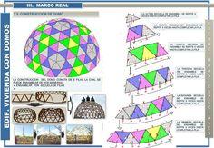 Sistema de Domos en al cosntrucciones | Naturaleza | Prueba gratuita de 30 días | Scribd Buckminster Fuller, Book Report Projects, Cnc, Geodesic Dome, House On A Hill, Glamping, Beach Mat, Outdoor Blanket, Diy Projects