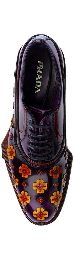 Prada what a shoe it looks like something the pope should only wear AAAAAAAHHH!!!!