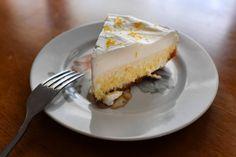 Icebox Desserts, Frozen Desserts, No Bake Desserts, Delicious Desserts, Lemon Recipes, Baking Recipes, Cake Recipes, Summer Recipes, Lemon Icebox Pie