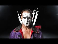 Sting in the WWE