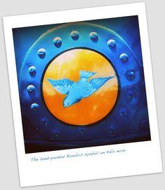 Bluebird K7 symbol