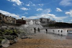 Then/Now - Lahinch