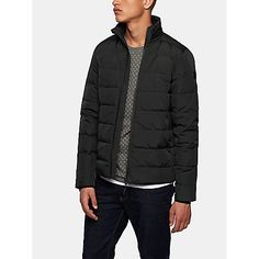 Jas, Distrikt Men Padded jacket - The Sting