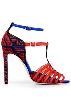 Burak Uyan - Shoes - 2014 Spring-Summer