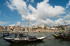 A port-infused daydream in Porto - via Wild Imagining 15.01.2015 | We fell in love with Porto, thanks to its beautiful scenery, tasty port, and old-world charm. When I caught my first glimpse of Porto, crossing a bridge high over the west end of town, it felt like we were entering a fairy tale...