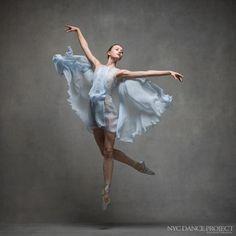 <<Miriam Miller (New York City Ballet) # Photo © NYC Dance Project (Deborah Ory and Ken Browar)>>