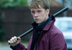 Joe Cole as Luke on Skins