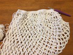 f:id:theakatsuki401:20180814104215j:image Crochet Top, Crochet Bags, Purses And Bags, Knitting, Image, Women, Totes, Crochet Purses, Tricot