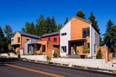Grow Community is an 8-acre net zero housing development near Winslow on Bainbridge Island.