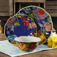 Shop for THE PIONEER WOMAN Dinnerware Sets in Dining & Entertaining. Buy products such as The Pioneer Woman Farmhouse Lace Dinnerware Set at Walmart and save. The Pioneer Woman, Pioneer Woman Dishes, Pioneer Woman Kitchen, Pioneer Women, Pioneer Woman Dinnerware, Dinnerware Sets Walmart, Only At Walmart, Plates And Bowls, Open Kitchen