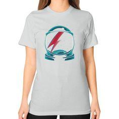 Major Tom Unisex T-Shirt (on woman)