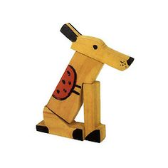 Joaquín Torres García, toy design Perro | Dog. 1924-1925. Private collection, NY © Joaquín Torres-García, VEGAP, Málaga, 2009.