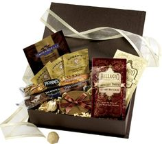 Broadway Basketeers Gourmet Chocolate Gift Box for Your Valentine $24.95