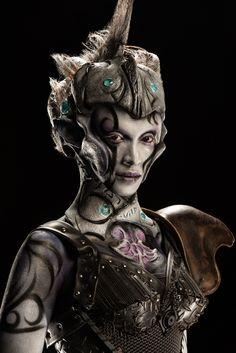 Laura. Spotlight Challenge: Dark Magic. FaceOff – Season 5. #FaceOff