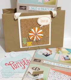 PCCCS #81: Card Sketch – In The Bag  February, Paper Pumpkin, Stampin' Up! Stampin' Up! Independent Demonstrator