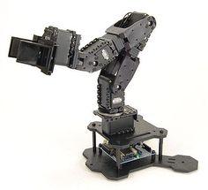 Trossen Robotics PhantomX Pincher Robot Arm
