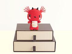 Amigurumi Dragon - FREE Crochet Pattern / Tutorial