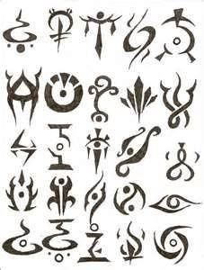 Some cool symbols that I like                                                                                                                                                      More