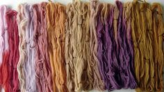 Natural dyes tutorial