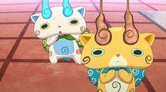 Komajiro is Koma san's little brother.