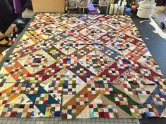 Quilting for sanity, baking for joy! Lattice Quilt, Hexagon Quilt, Hexagons, 16 Patch Quilt, Hunters Star Quilt, Farmers Wife Quilt, Plaid Quilt, Scrappy Quilts, Amish Quilts