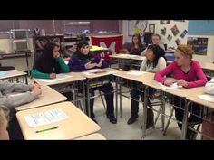 """Walker Middle School Socratic Seminar This is a great example of a Socratic Seminar. I'm eager to try this with my graders. I love the idea of the """"fire seat Teachers Toolbox, Teacher Tools, Teacher Resources, Socratic Method, Middle School Literacy, Teaching Strategies, Avid Strategies, Literature Circles, Middle School English"""