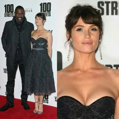 "#GemmaArterton in a #Erdem dress alongside #IdrisElba at the UK premiere of ""100 Streets"" at BFI today! • • • • • • • • • • • • • • • • • • • • • • • • •  #GemmaArterton em um vestido #Erdem ao lado de #IdrisElba na premiere do Reino Unido de ""100 Streets"" no BFI hoje!"