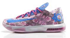 timeless design 784d4 82fea Nike KDVI  Aunt Pearl  Kevin Durant 6 Basketball Shoe Nike Outfits, Fashion  Outfits