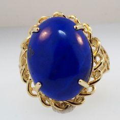 lapis lazuli and gold jewellery - Google Search