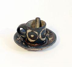 "Melissa Weiss Pottery ""Espresso Set"" | Art Star"