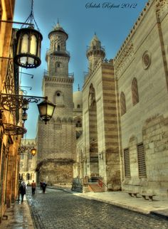 Old  Cairo - Egypt  by Salah Refaat, via 500px