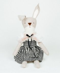 Magnolia the Bunny. Loved by #paperculture