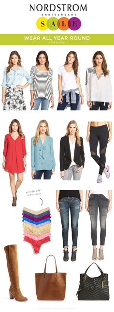 Nordstrom Anniversary Sale 2015: products you can wear all year round, shop now!