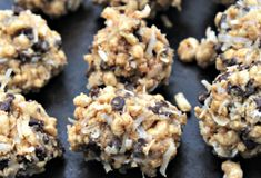 high protein snacks by Green Blender, balls