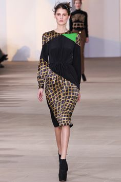 Preen Fall 2012 Ready-to-Wear Collection Slideshow on Style.com