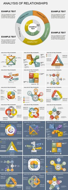 Download Analysis Relationships PowerPoint diagrams