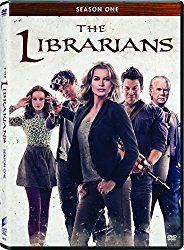 A group of librarians travel the world to save ancient artifacts. Starring Rebecca Romijn, Christian Kane, Lindy Booth, John Harlan Kim I've been so excited about this series since I first he…
