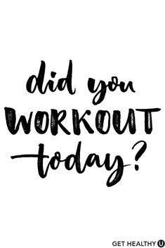 Well, did you? Check out Get Healthy U for fitness inspiration, healthy lifestyle advice, calorie-burning workouts, delicious recipes and start your health journey! Staying inspired is a super… Diet Motivation Pictures, Gewichtsverlust Motivation, Motivation Inspiration, Sport Inspiration, Fitness Pictures, Fitness Inspiration Quotes, Daily Inspiration, Citations Sport, Calorie Burning Workouts