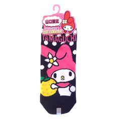 山口限定 靴下 マイメロディ 夏みかん(Japanese MyMelody Socks)